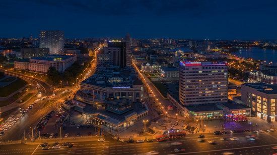 Summer Evening in Kazan, Russia, photo 9