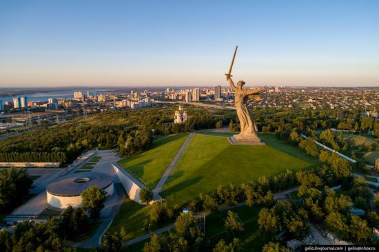 Volgograd city, Russia, photo 3