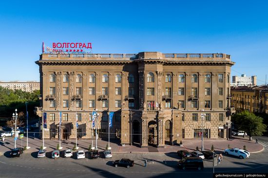 Volgograd city, Russia, photo 8