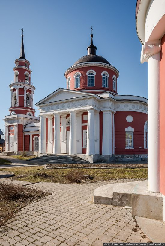 Church of the Icon of Our Lady of Akhtyrka in Moscow Oblast, Russia, photo 2