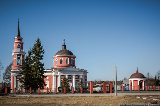 Church of the Icon of Our Lady of Akhtyrka in Moscow Oblast, Russia, photo 3