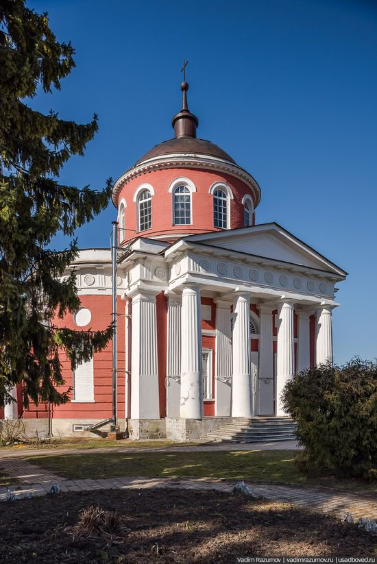 Church of the Icon of Our Lady of Akhtyrka in Moscow Oblast, Russia, photo 4