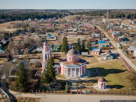 Church of the Icon of Our Lady of Akhtyrka in Moscow Oblast, Russia, photo 6