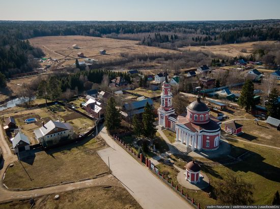 Church of the Icon of Our Lady of Akhtyrka in Moscow Oblast, Russia, photo 8