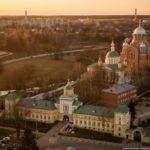The Pokrovsky Khotkov Convent near Moscow