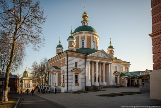 The Pokrovsky Khotkov Convent near Moscow, Russia, photo 4