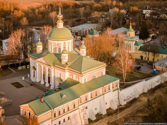 The Pokrovsky Khotkov Convent near Moscow, Russia, photo 5