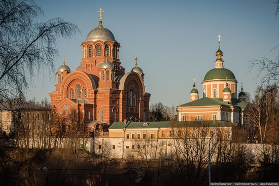 The Pokrovsky Khotkov Convent near Moscow, Russia, photo 6