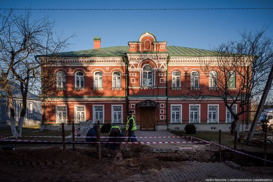 The Pokrovsky Khotkov Convent near Moscow, Russia, photo 9
