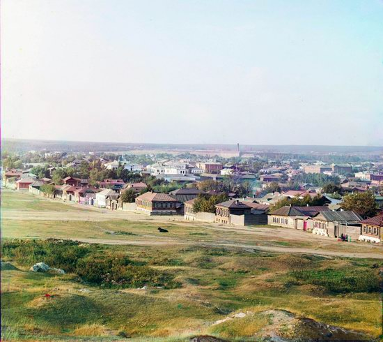 Yekaterinburg, Russia in 1909, photo 2