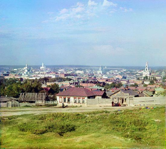 Yekaterinburg, Russia in 1909, photo 5