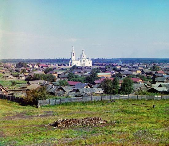 Yekaterinburg, Russia in 1909, photo 9