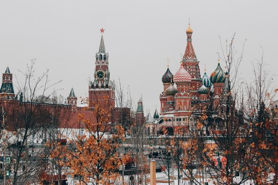 Moscow city, Russia