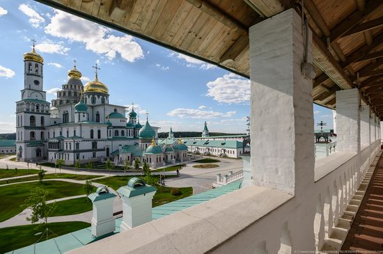 New Jerusalem Monastery near Moscow, Russia, photo 1