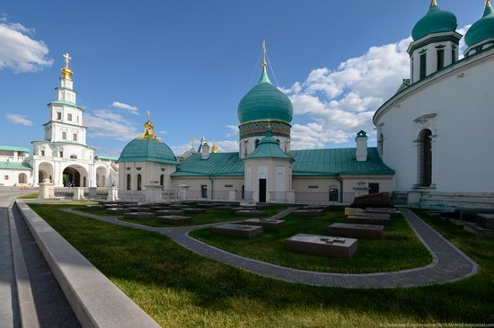New Jerusalem Monastery near Moscow, Russia, photo 10