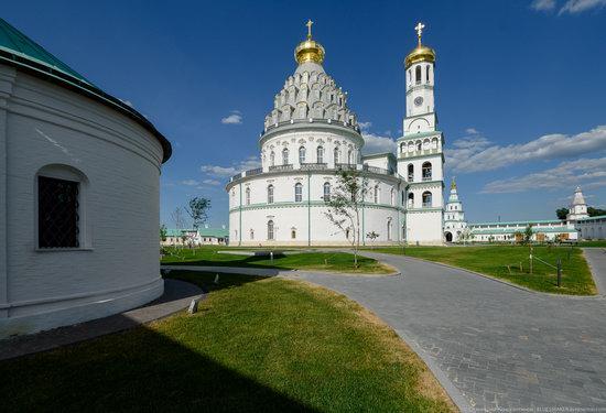 New Jerusalem Monastery near Moscow, Russia, photo 11