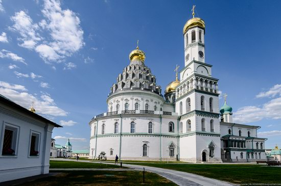 New Jerusalem Monastery near Moscow, Russia, photo 12