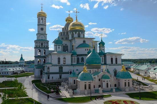 New Jerusalem Monastery near Moscow, Russia, photo 14