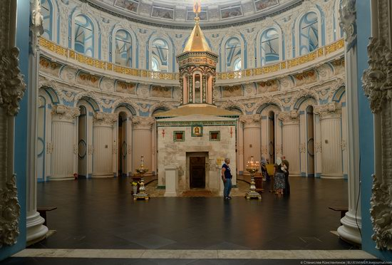 New Jerusalem Monastery near Moscow, Russia, photo 16