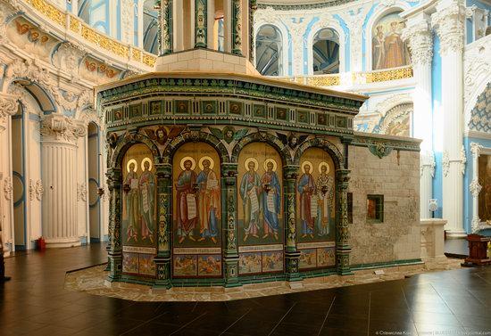 New Jerusalem Monastery near Moscow, Russia, photo 18