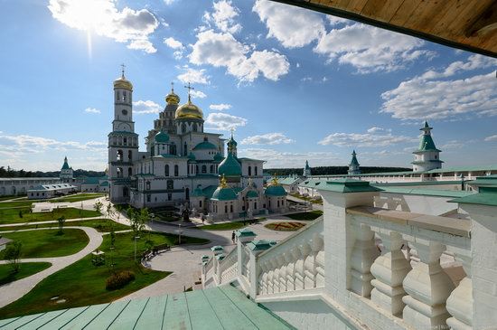 New Jerusalem Monastery near Moscow, Russia, photo 20