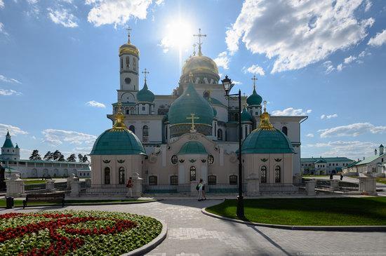 New Jerusalem Monastery near Moscow, Russia, photo 9