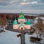 Church of St. Sergius of Radonezh on the Kulikovo Field