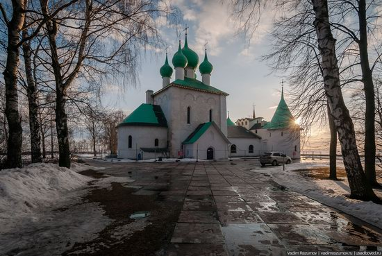 Church of St. Sergius of Radonezh on the Kulikovo Field, Tula Oblast, Russia, photo 10