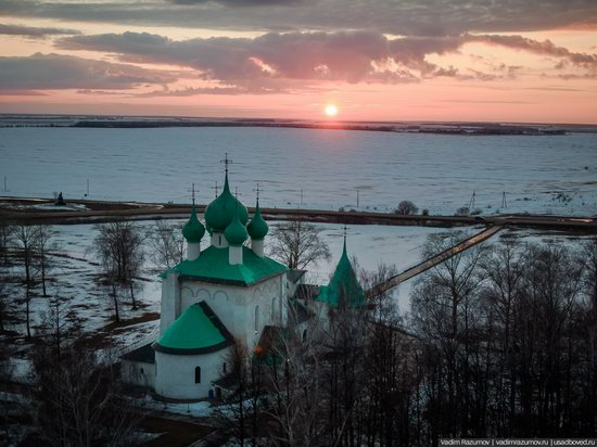 Church of St. Sergius of Radonezh on the Kulikovo Field, Tula Oblast, Russia, photo 11