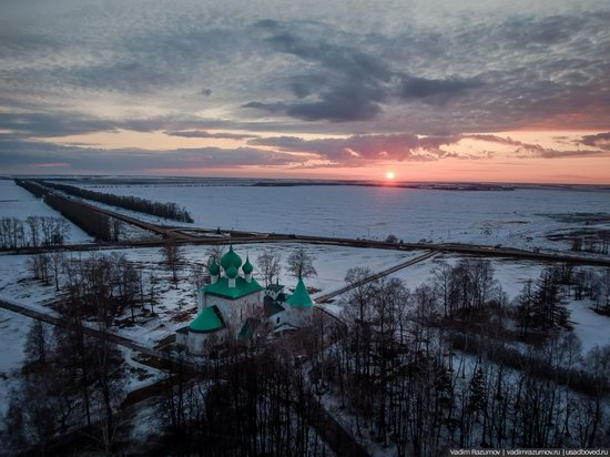 Church of St. Sergius of Radonezh on the Kulikovo Field, Tula Oblast, Russia, photo 12