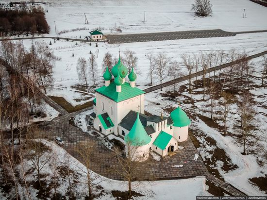Church of St. Sergius of Radonezh on the Kulikovo Field, Tula Oblast, Russia, photo 3