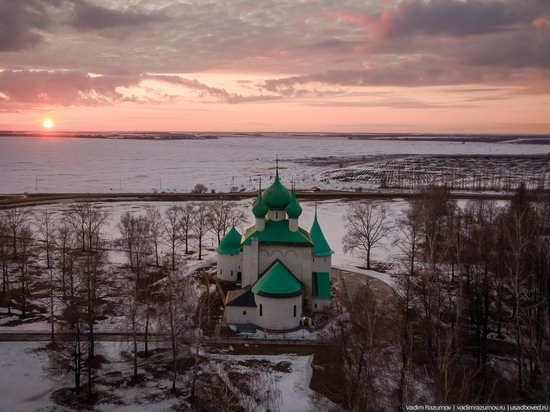 Church of St. Sergius of Radonezh on the Kulikovo Field, Tula Oblast, Russia, photo 4
