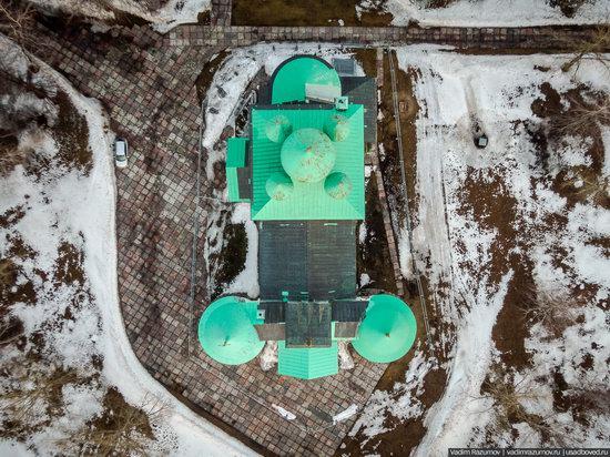 Church of St. Sergius of Radonezh on the Kulikovo Field, Tula Oblast, Russia, photo 5