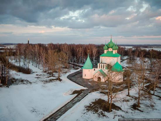 Church of St. Sergius of Radonezh on the Kulikovo Field, Tula Oblast, Russia, photo 6