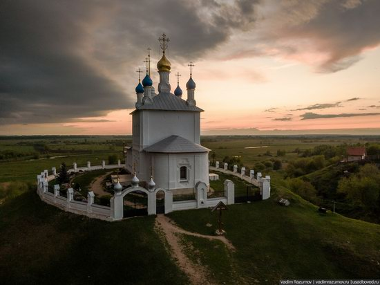 Assumption Church, Yepifan, Tula Oblast, Russia, photo 2