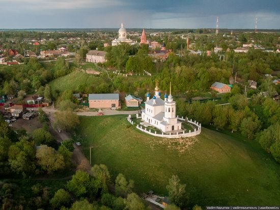 Assumption Church, Yepifan, Tula Oblast, Russia, photo 6
