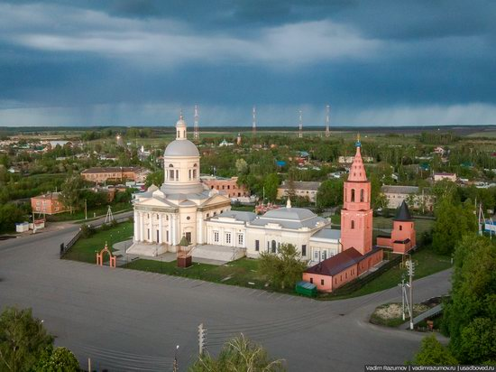 Assumption Church, Yepifan, Tula Oblast, Russia, photo 7