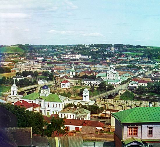 Color Photos of Smolensk, Russia in 1912, photo 1