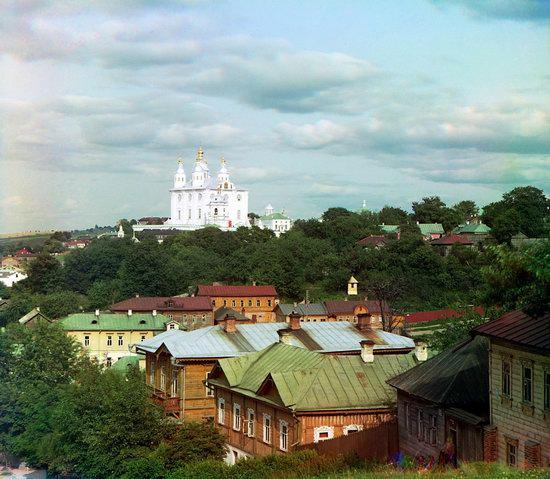 Color Photos of Smolensk, Russia in 1912, photo 13