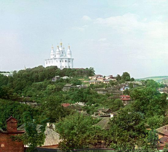 Color Photos of Smolensk, Russia in 1912, photo 14