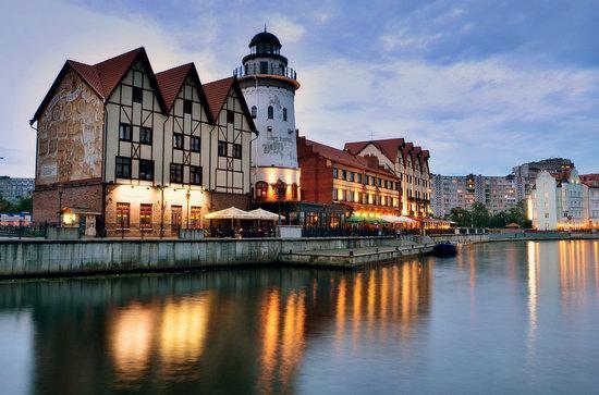 Kaliningrad city, Russia