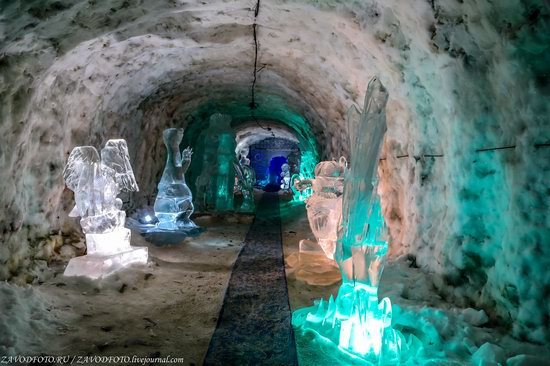 The Kingdom of Permafrost in Yakutsk, Russia, photo 13