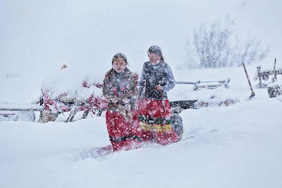 Life of Reindeer Herders of the Polar Urals, Russia, photo 19
