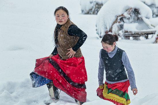 Life of Reindeer Herders of the Polar Urals, Russia, photo 20
