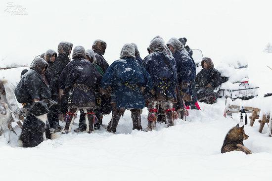 Life of Reindeer Herders of the Polar Urals, Russia, photo 22