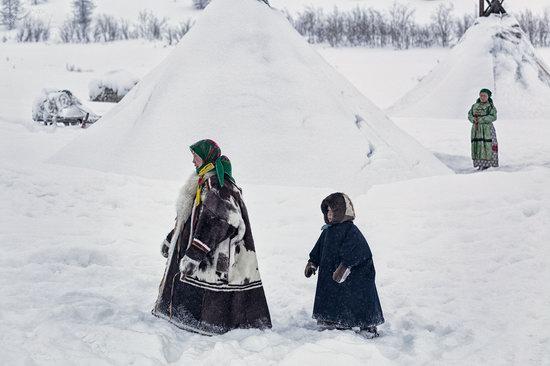 Life of Reindeer Herders of the Polar Urals, Russia, photo 23