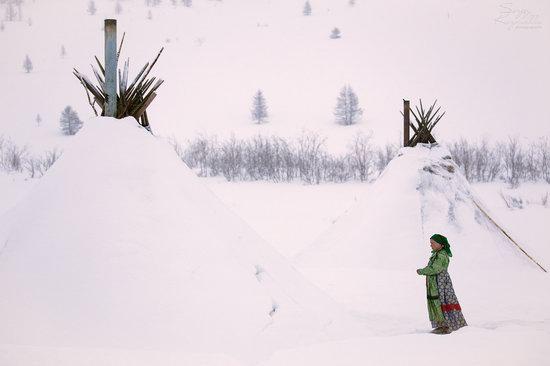 Life of Reindeer Herders of the Polar Urals, Russia, photo 24