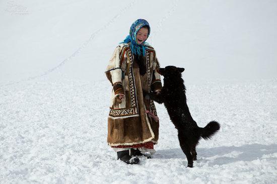 Life of Reindeer Herders of the Polar Urals, Russia, photo 5