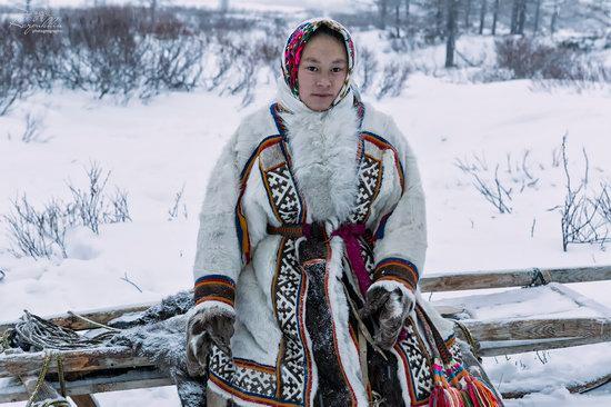 Life of Reindeer Herders of the Polar Urals, Russia, photo 8
