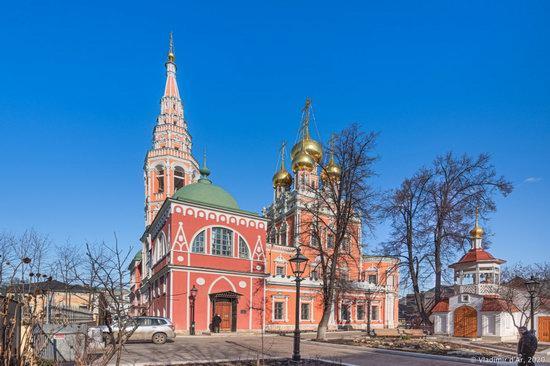 The Resurrection Church in Kadashi Sloboda, Moscow, Russia, photo 1